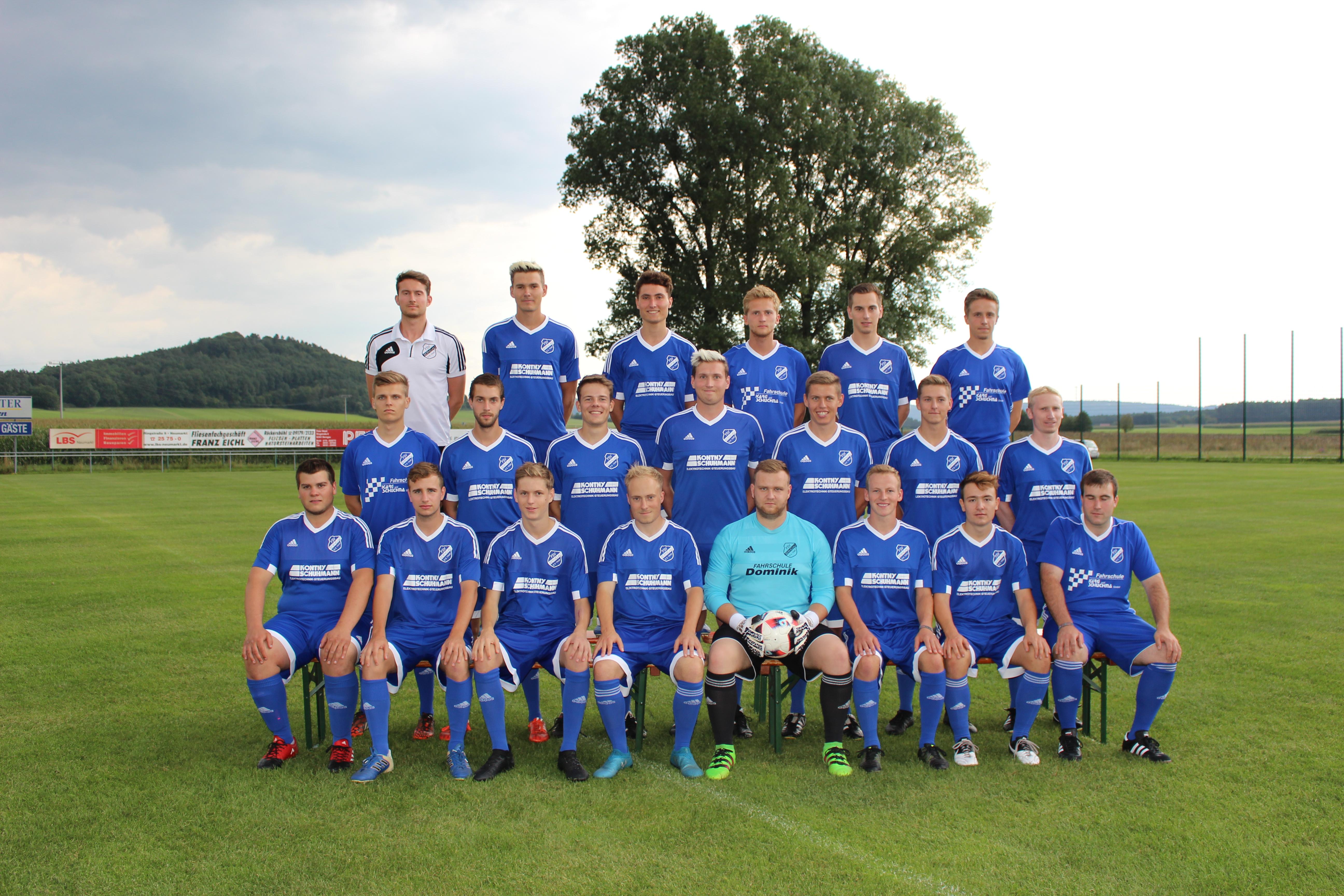 Bild 2. Mannschaft